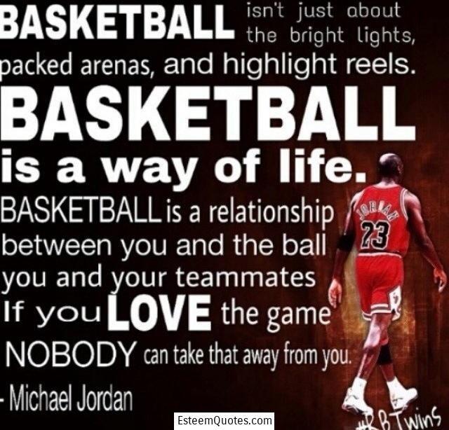 Michael Jordan Basketball Love The Game Quote Basketball Quotes Basketball Quotes Michael Jordan Basketball Relationships