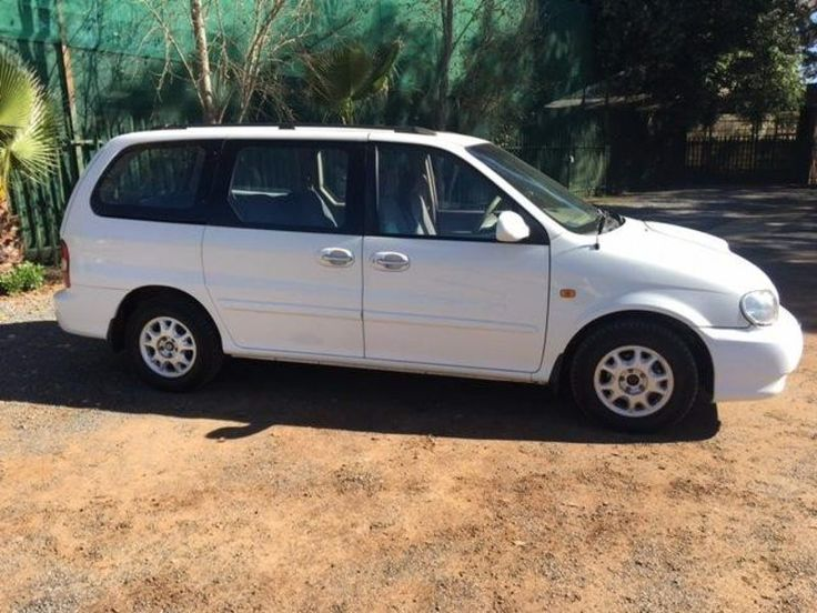 Good Running Condition 2001 Kia Carnival 2.5 V6 AT in our showroom AT 15 Lyttelton Road, Centurion for ONLY R 55 900 Call Christo 064 534 7643 / 0126601097 for a test-drive.