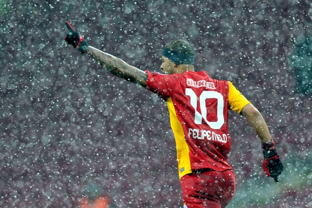 Galatasaray 1 - 1 MP Antalyaspor | Harsh weather conditions are continuing in Turkey