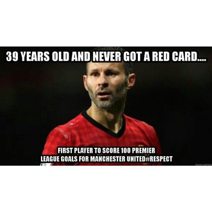 Manchester United - Ryan Giggs #11