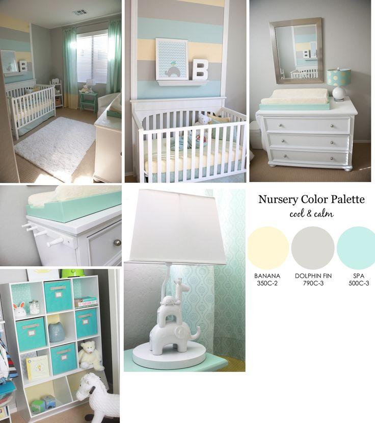 78 Best Ideas About Neutral Nursery Colors On Pinterest