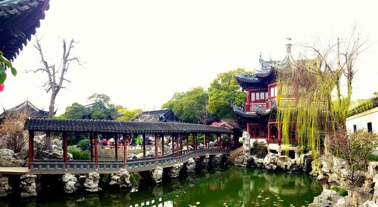 Yuyuan Garden, Shanghai.