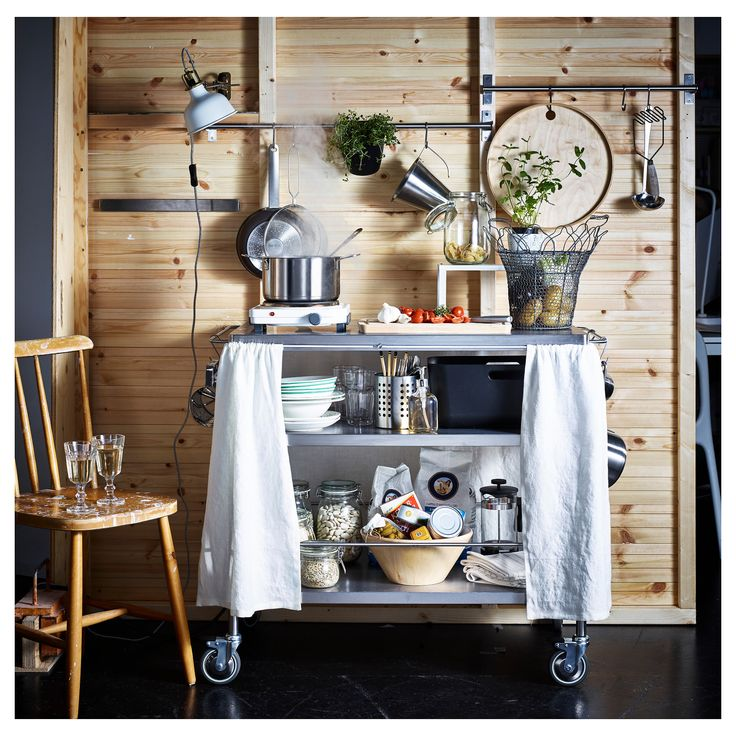 Furniture and Home Furnishings Kitchen on a budget, Ikea