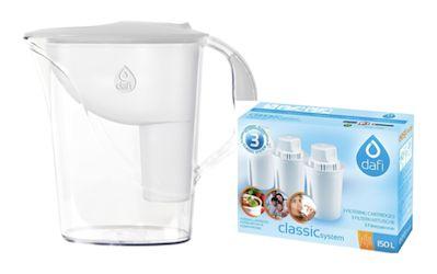 kampanjpris på alla Dafi vattenfilter & vattenreningskannor! Erbjudandet hittar du här: http://vattenfilter-vattenrening.se/kampanjer/