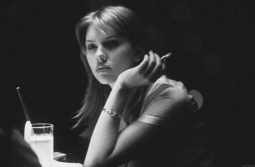 Scarlett Johansson   Lost in Translation, 2003  By Sofia Coppola #scarlett #johansson #sofia #coppola