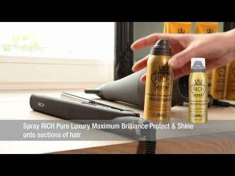 RICH Pure Luxury Hair Repair Collection