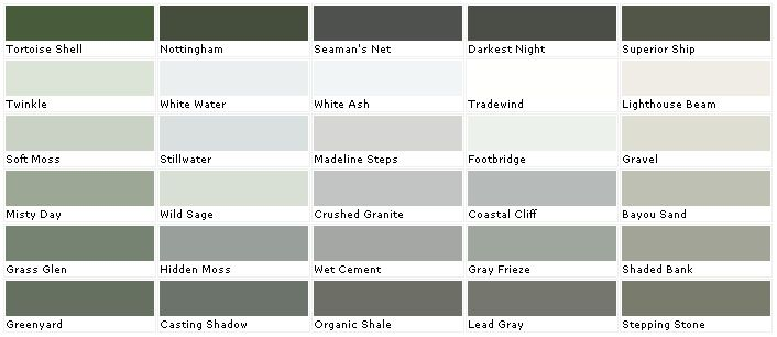 The 25 Best Valspar Colour Chart Ideas On Pinterest
