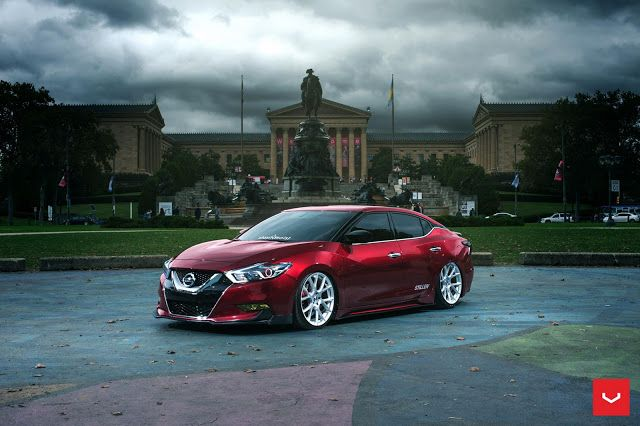 This Thing Isn't Your Run-Of-The-Mill 2016 Nissan Maxima