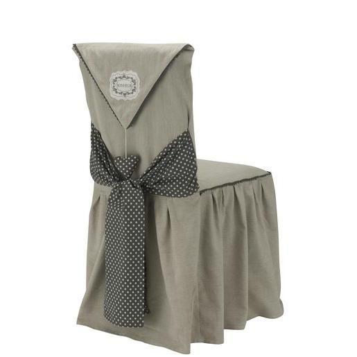 Les 25 meilleures id es de la cat gorie housses de chaises sur pinterest chaise de mariage - Housse de chaise originale ...
