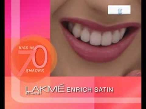 LAKME launches Enrich Satin which comprises of 70 shades.. .. .. .. .. .. .. .. .. .. .. .. .. .. .. .. .. .. .. .. .. .. #bangalorebengaluru #bangalore #bengaluru #india #Favorite #cool #try #best #love #things #style #ideas #like #stuff #inspiration #products #lipsticks #lakme #beauty #fashion