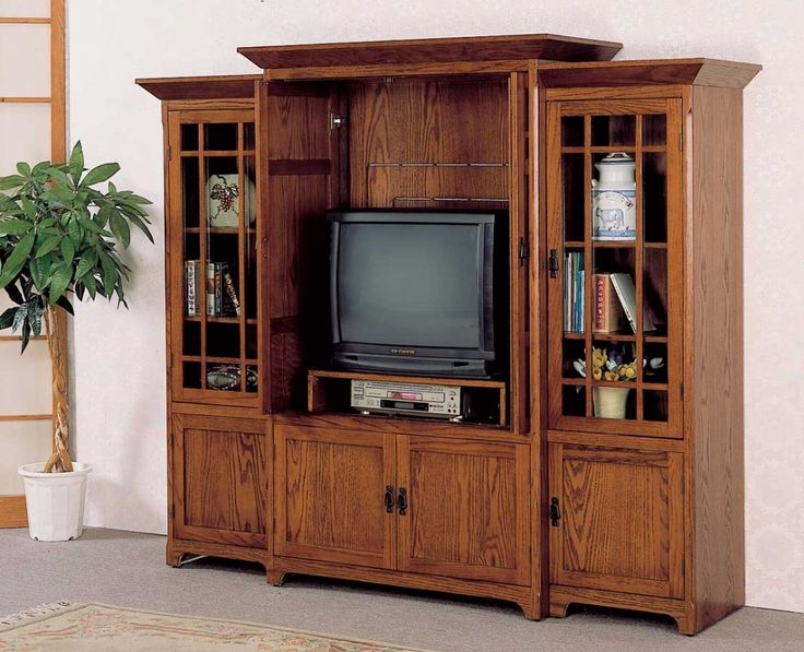 flat screen tv armoire with pocket doors