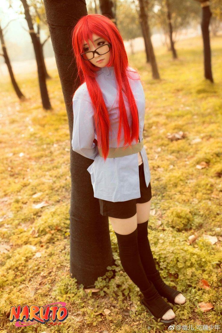 Pin oleh HimeQu di Kunoichi♡Qu cosplay art | Gadis ulzzang