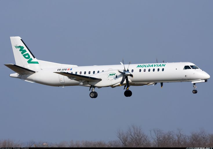 Saab 2000 - Moldavian Airlines | Aviation Photo #1427795 | Airliners.net
