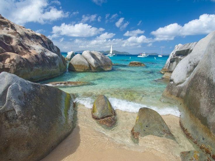 Les îles Vierges : îlot de pureté