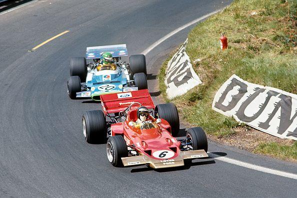 Jochen Rindt, Henri Pescarolo, Grand Prix Of France
