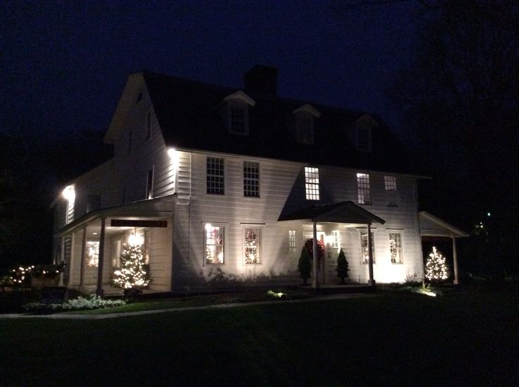 32 best The Historical Christmas Barn at Lambert House images on ...