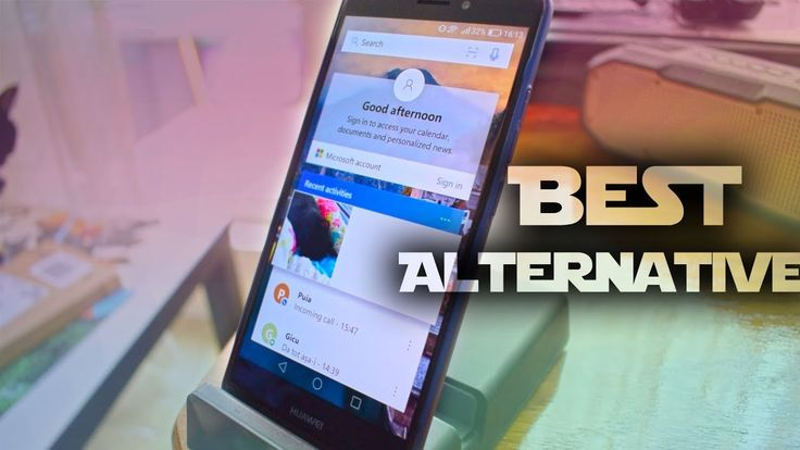 nice How to make Android the best alternative for Windows Phones