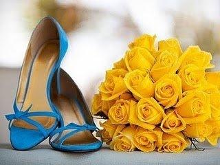 Blog da Dressa: Decoração Azul Turquesa e Amarelo ...