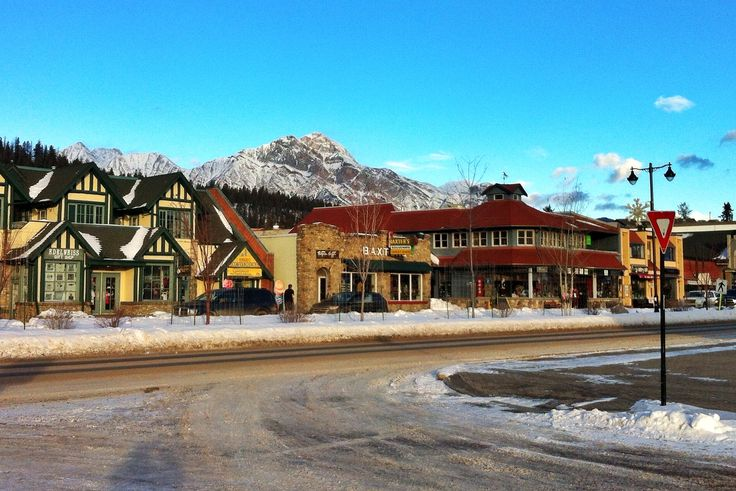 The most Canadian town in Canada Nestled in the heart of the majestic Canadian Rockies, the lovable town of Jasper personifies Canada (and Canadians) in...