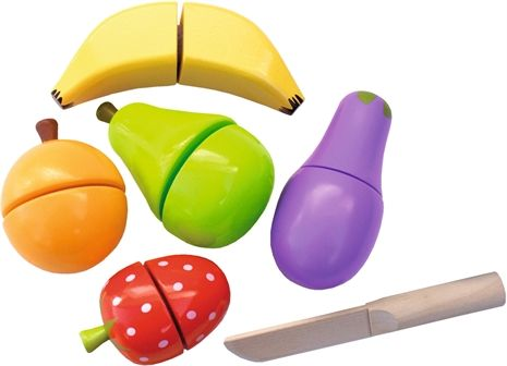 Jabadabado, Skära frukt