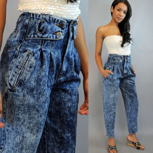 1000  images about Vintage high waisted mom jeans on Pinterest ...