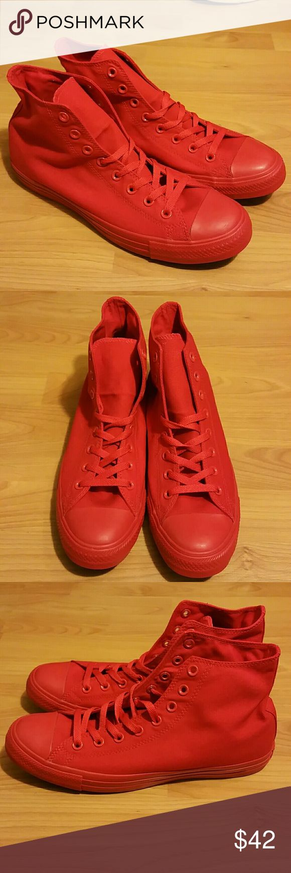 Mens converse all star New. Size 10. Never worn. Converse Shoes Sneakers
