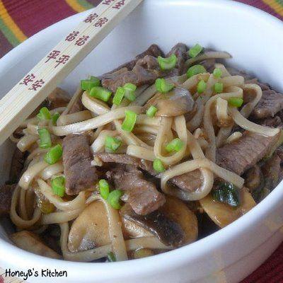 Beef Lo Mein: Asian Recipe, Grumpy Honeybunch, Beef Lomein, Favorit Recipe, Beef And Noodles, Beef Lo Mein, Beef Noodles, Beef Pasta, Weights Watchers Point