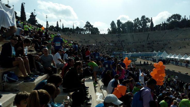 Athens Marathon 2014