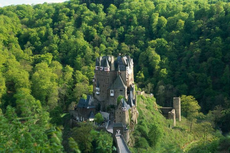 Castelos da Europa