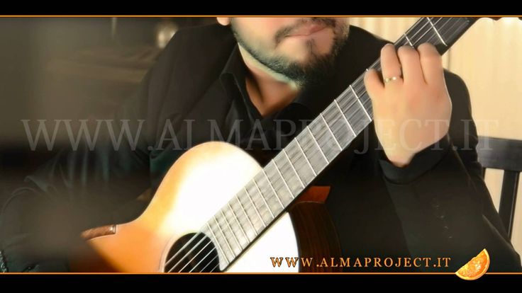 ALMA PROJECT - Guitar Solo DC - El ultimo morro