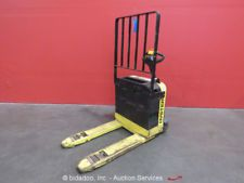 Hyster W40Z Electric 4K Industrial Warehouse Pallet Jack Material Lift Truckforklift financing apply now www.bncfin.com/apply