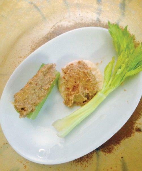 Maquette de foie haché recette   – Good enough to eat