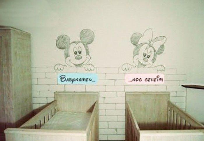 25 beste idee n over tweeling babykamers op pinterest for Tweeling ledikant