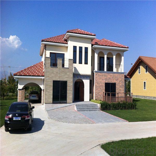 Mobile Villa Prefabricated Houses Prefab Bungalow Prefab House Construction