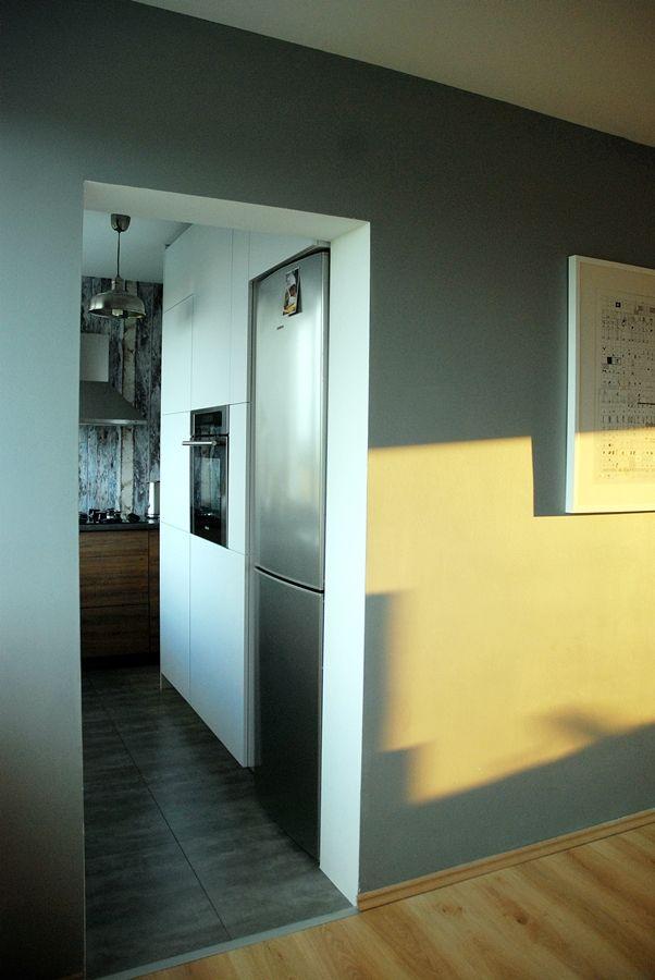 My new industrial kitchen!, more on interiorsdesignblog.com