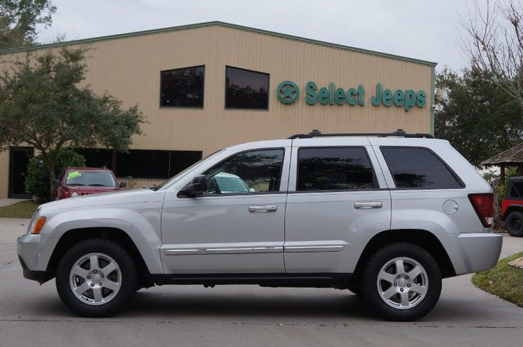 2010 Silver Grand Cherokee Laredo, 110k Miles, Power Windows & Locks, BFGoodrich Rugged Terrain Tires, Tow Package, $10,995. Detail & Photos --> http://www.selectjeeps.com/inventory/view/8954005/2010-Jeep-Grand-Cherokee-RWD-4dr-Laredo-League-City-TX