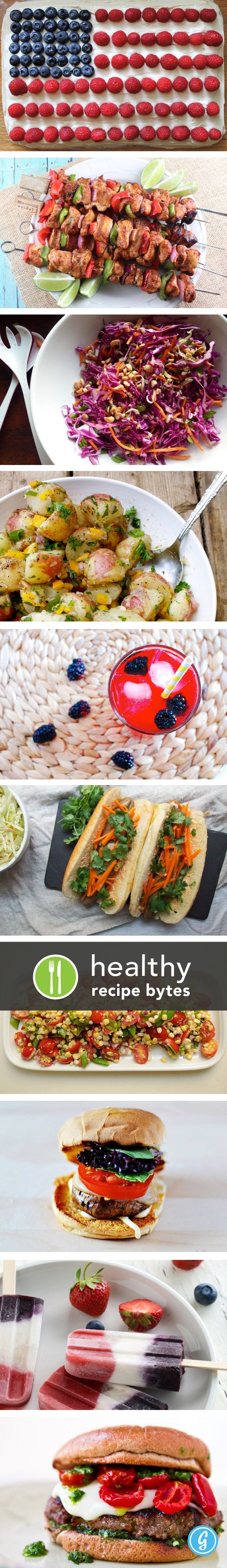 10 Healthier 4th of July Recipes from Around the Web