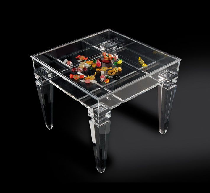 1000+ images about acrylic style products on Pinterest  Beauty bar, Kunst an -> Table Basse Plexiglass