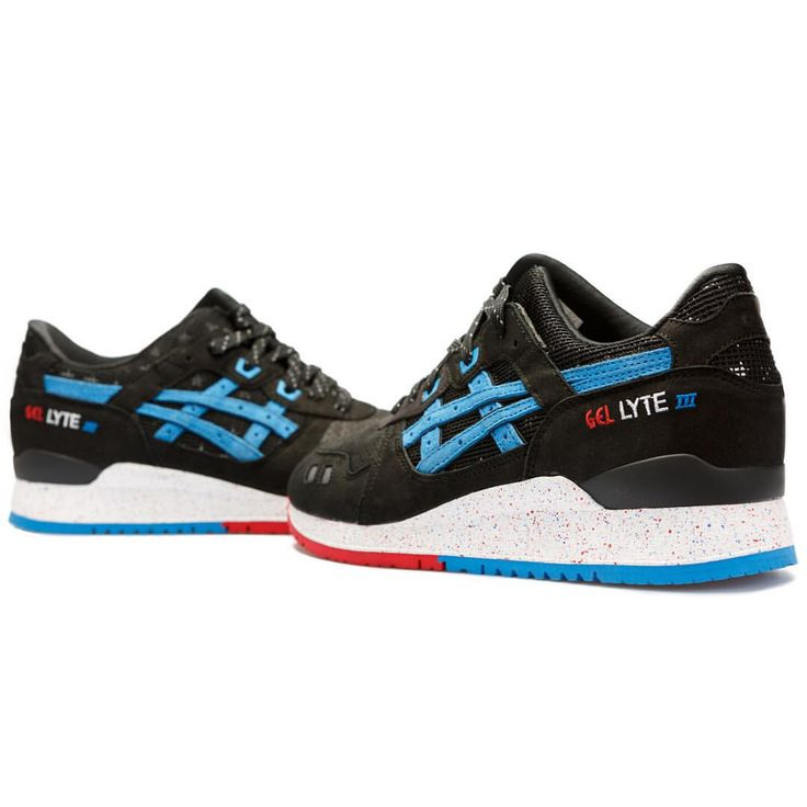 "FLIGHT CLUB • Asics Gel Lyte 3 ""Bottle Rockets"" (at Flight Club)"