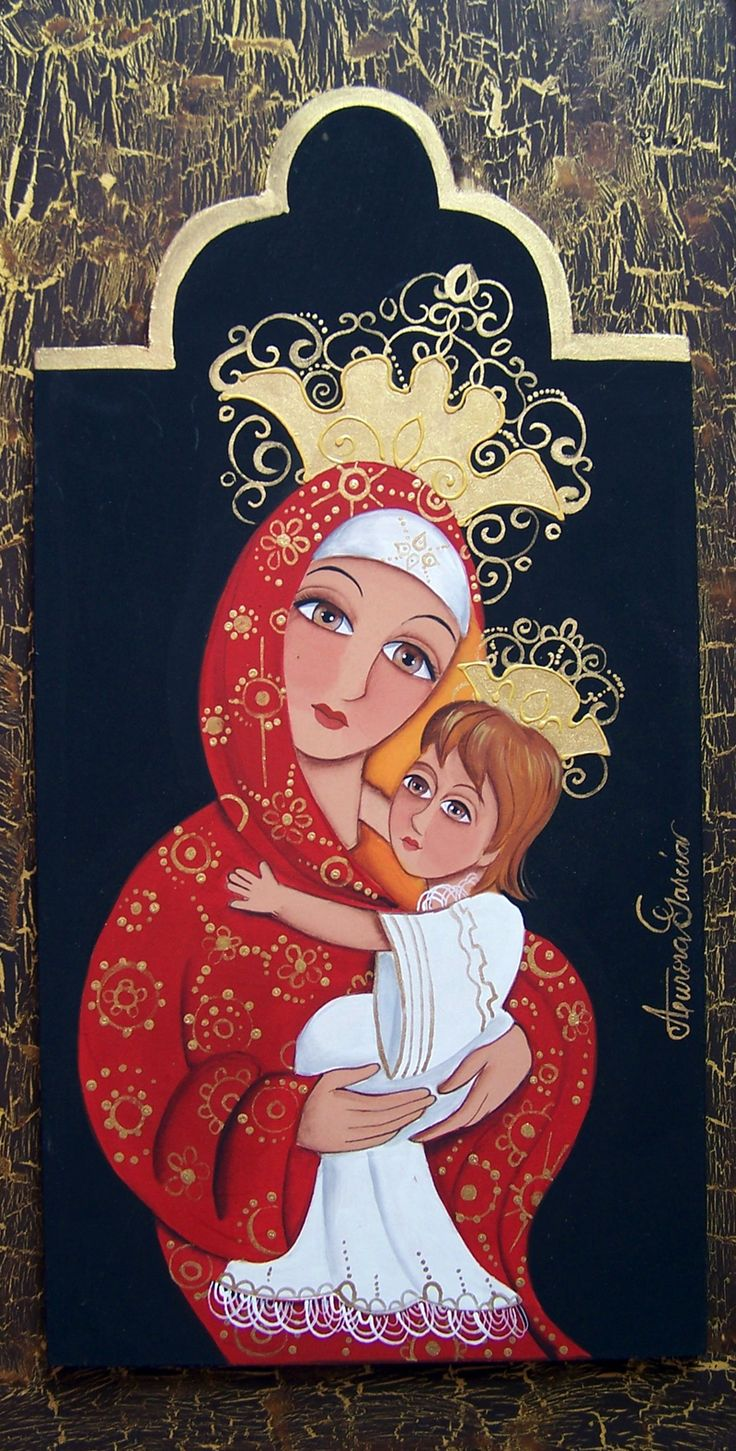 Virgen-Perpetuo Socorro --translation--Our Lady of Perpetual Help