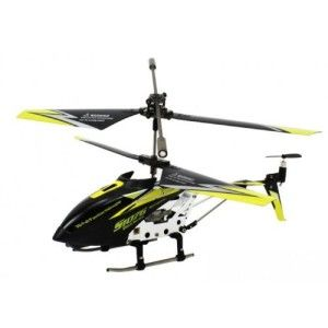 Syma Helicopter: Syma S107 Electric RC Helicopter Limited Edition GYRO RTF (Colors May Vary) USB Charging LED Lights Infrared Easy to fly and sturdy enough to handle many crashes. Package Includes: Syma GYRO S107 Metal Electric RTF RC Helicopter w/ Spare Parts. Requires: 6 AA Batteries for Remote Control Transmitter. http://awsomegadgetsandtoysforgirlsandboys.com/syma-helicopter/ Syma Helicopter: Syma S107 Electric RC Helicopter Limited Edition GYRO RTF (Colors May Vary)