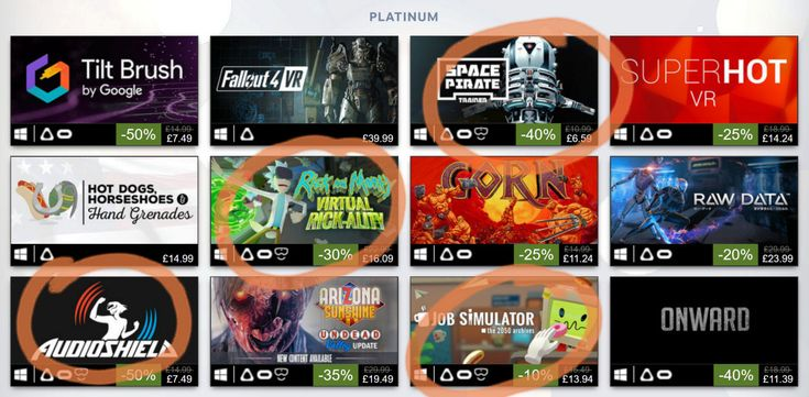 15 of Steam's top 40 VR titles support Windows Mixed Reality  ||  Jan 2, 2018 at 22:00 GMT 8 hours ago  Microsoft's Windows Mixed Reality platform only launched around 2 months ago, meaning content for the VR headset platform is likely still an issue.  For such a young platform however the good news is that developers appear to be embracing it, with 15 of out SteamVR's top 40 titles for 2017 supporting the headsets…