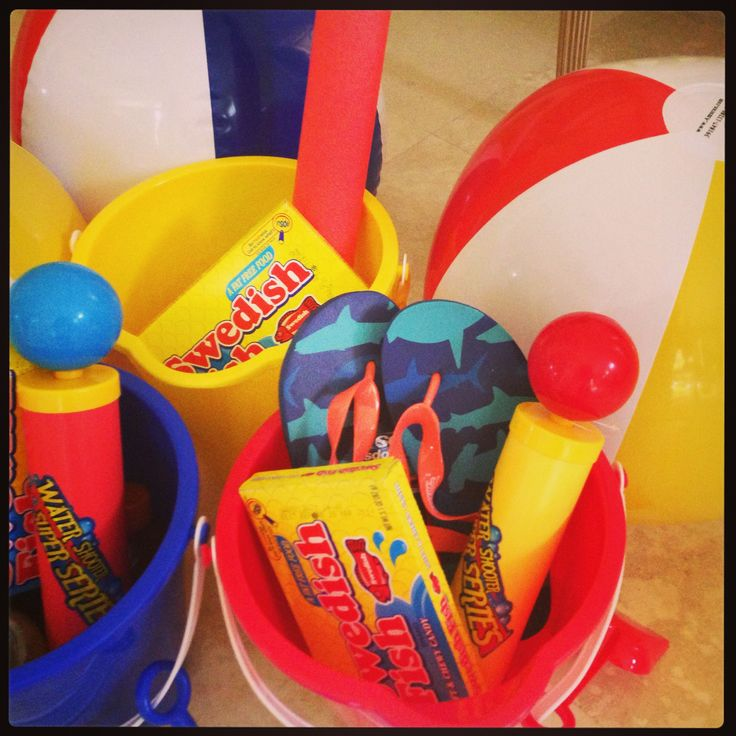 Pool party favors | Pool party favors!! | Pinterest | Pool ...