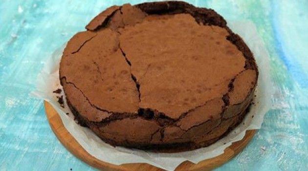 Arda'nın Ramazan Mutfağı Unsuz Çikolatalı Kek Tarifi 16.06.2017