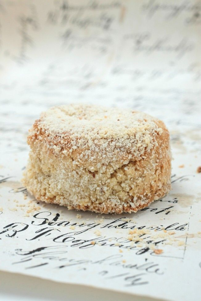 Almond and Vanila Scones #glutenfree #grainfree #paleo
