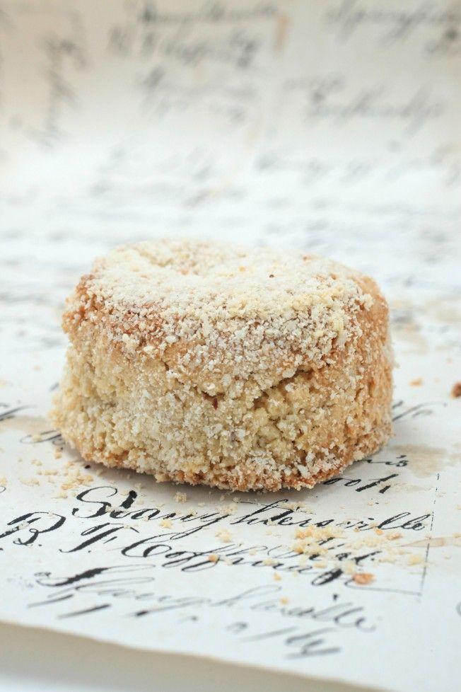 Vanilla Almond Paleo scones