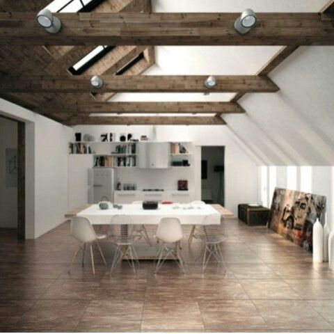 Creative House. Interior ...