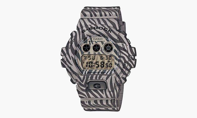 """G-Shock DW-6900 """"Zebra Camouflage"""" Series • Highsnobiety"""