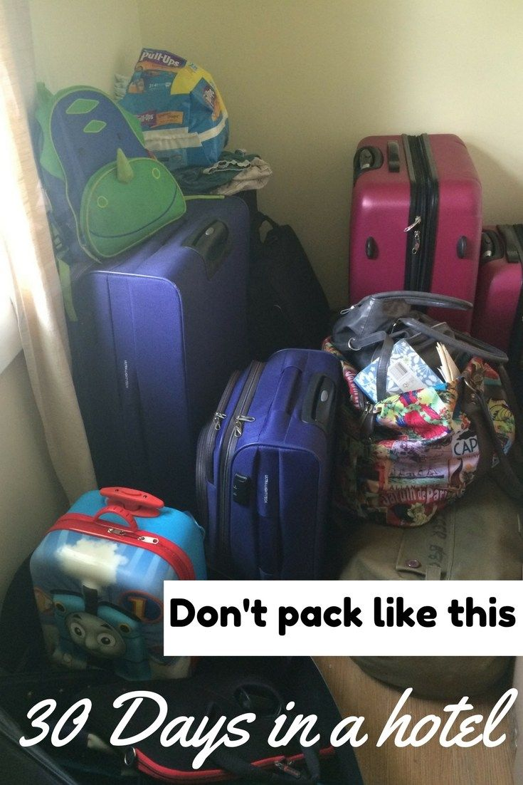 Packing for the long haul: When moving to a new country, plenty of research is required to create an effective packing list.