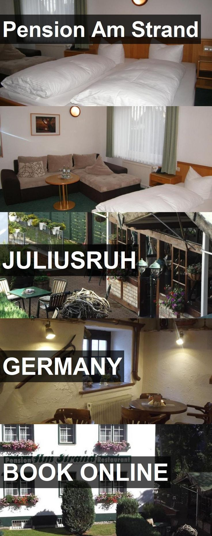 Hotel Pension Am Strand in Juliusruh, Germany. For more information, photos, reviews and best prices please follow the link. #Germany #Juliusruh #travel #vacation #hotel